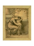 Andromache and Astyanax, 1789 Giclee Print by Richard Cosway
