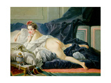 The Odalisque, 1749 Giclee Print by Francois Boucher