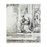 Return of the Prodigal Son Giclee Print by  Rembrandt van Rjin