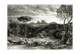 Opening the Fold, Early Morning, 1880 Fotoprint van Samuel Palmer