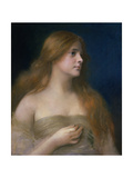 Lilith Giclee Print by James Wells Champney