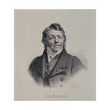 Johann Nepomuk Hummel (1778-1837) Giclée-Druck von Pierre Roch Vigneron