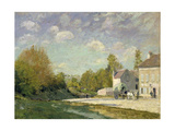 Paysage Giclee Print by Alfred Sisley