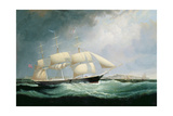 The Ship 'Revenue' Giclee Print by Philip John Ouless