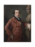 Portrait of John Monck, 1764 Giclee Print by Pompeo Batoni