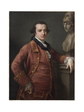 Portrait of John Monck, 1764 Giclee Print by Pompeo Girolamo Batoni