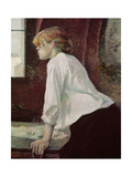 The Laundress, 1889 Giclee Print by Henri de Toulouse-Lautrec