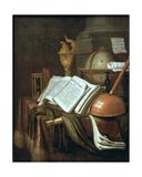Vanitas Vanitatum Et Omnia Vanitas, 1689 Giclee Print by Evert Collier