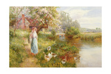 Spring Giclee Print by Ernest Walbourn