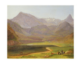 The Funtensee, 1841 Giclee Print by Gustav Reinhold