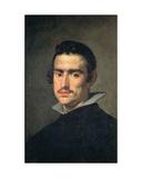 Portrait of a Young Man, 1623 Giclée-Druck von Diego Rodriguez de Silva y Velazquez