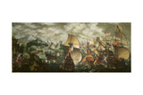 The Armada, 1588 Giclee Print by Nicholas Hilliard