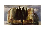The Isle of the Dead, 1886 Giclee Print by Arnold Bocklin