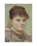 Portrait of La Goulue, C.1880-85 Giclee Print by Louis Anquetin