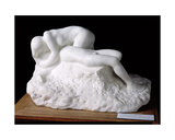 The Death of Adonis, after 1888 Giclee Print by Auguste Rodin