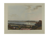 Denmark 1807: the Siege of Copenhagen, Engraved by Robert Pollard (1792-1867) and Joseph… Giclee Print by James Pattison Cockburn