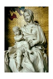 Virgin and Child, 1640 Giclee Print by Antonio Raggi