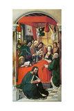The Death of the Virgin Giclee Print by  Master of Santa Maria Del Campo