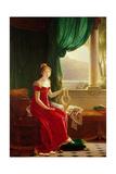 Hortense De Beauharnais (1783-1837) Giclee Print by Fleury Francois Richard