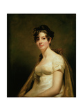 Portrait of Elizabeth Campbell (1756-1823) Marchesa Di Spineto, C.1812 Giclee Print by Sir Henry Raeburn