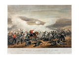 The Battle of Inkermann on 5th November, 1854, Engraved by Edmund Walker (Fl. 1836-62) 1854 Giclee Print by Henry Martens