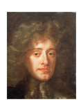 Portrait of King James II (1633-1701) When Duke of York, C.1670s Giclee Print by Sir Peter Lely