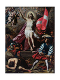 The Resurrection of Christ, C.1610-20 Giclee Print by Gerard Seghers