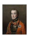 Major General Sir Jaspar Nicolls Kcb (1778-1849) C.1827 Giclee Print by Noel Norman Carter