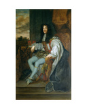 Portrait of King Charles II (1630-85) Giclee Print by Sir Peter Lely