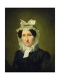 Portrait of Catharina Maria Oldach (1782-1858) Giclee Print by Julius Oldach