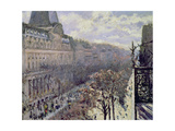 Boulevard Des Italiens, C.1880 Giclee Print by Gustave Caillebotte