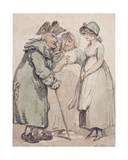 The Introduction, 1800 Giclee Print by George Derville Rowlandson