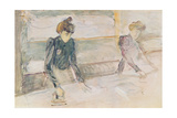 The Laundresses Lámina giclée por Henri de Toulouse-Lautrec