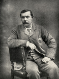Sir Arthur Conan Doyle (1859-1930) Photographic Print by Herbert Rose Barraud