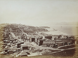 The Golden Gate from Telegraph Hill, San Francisco, 1868 Photographic Print by Carleton Emmons Watkins