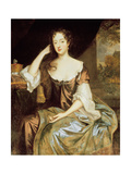 Frances Stuart (1647-1702) Duchess of Richmond, C.1687 Giclee Print by William Wissing
