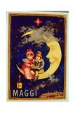 Poster Advertising Maggi Giclee Print