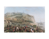 The Heights of Alma - the Day after the Battle Giclee Print by Joseph-Austin Benwell