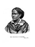 Mrs. Francis E. W. Harper Giclee Print