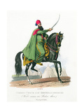 The Grand Vizier, 1829 Giclee Print by Eduard Gurk