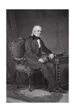 Portrait of James Knox Polk (1795-1849) Giclee Print by Alonzo Chappel