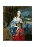 Elizabeth Cromwell, Mrs Claypole (1629-58) 1658 Giclee Print by John Michael Wright