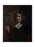 Dom John Huddleston O.S.B. (1608-98) Giclee Print by Jacob Huysmans