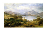 Loch Lomond, 1861 Giclee Print by Horatio Mcculloch
