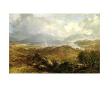 My Heart's in the Highlands, 1860 Giclee Print by Horatio Mcculloch
