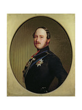 Portrait of Prince Albert (1819-61) Prince Consort Giclee Print by Franz Xaver Winterhalter