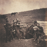 L'Entente Cordiale, from an Album of 52 Photographs Associated with the Crimean War, 1855 Photographic Print by Roger Fenton