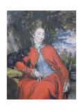 Elizabeth (1755-1806) Lady Bridgeman Giclee Print by Daniel Gardner