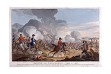 Battle of Salamanca on 22nd July 1812, Published 1821 Giclee Print by William Heath