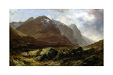 Glencoe, 1864 Giclee Print by Horatio Mcculloch